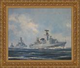 3 Fregatter