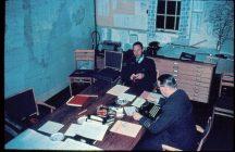 Stabchefen og Karl i O-rummet